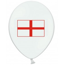"Balloons 10"" England - pack 25"