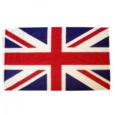 Flag Union Jack  5' x 3'  Case  50