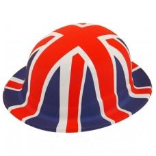Bowler Hats Union Jack - pack 5