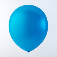 "Balloons 10"" Pastel Blue - pack 100"
