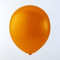 """Balloons 10"""" Pastel Orange - pack 100"""