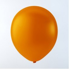"Balloons 10"" Pastel Orange - pack 100"